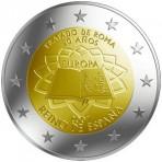 Espagne 2007 - 2 euro commémorative Traité de Rome