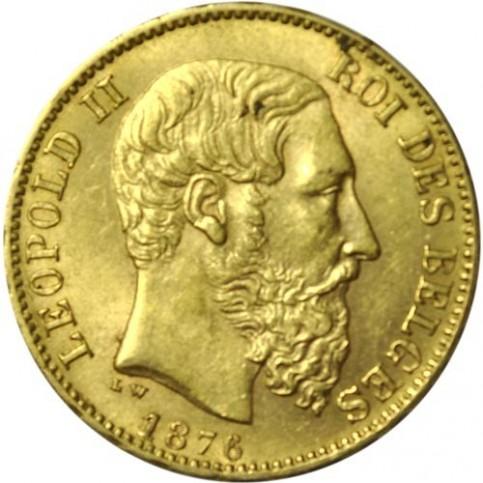 20 Francs Union Latine OR