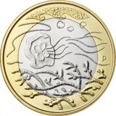 Finlande 2014 - 5 Euro Nature Nordique