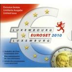 Luxembourg 2010 - Coffret euro BU