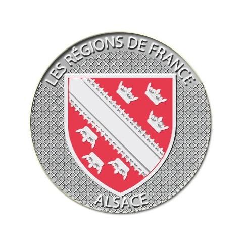 Les blasons 2013 - Alsace