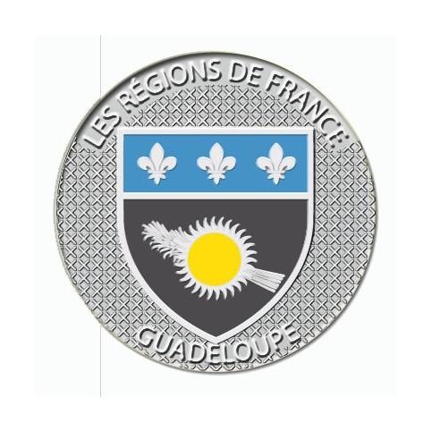 Les blasons 2013 - Guadeloupe