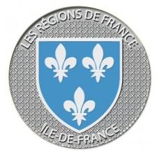 Les blasons 2013 - Ile de France