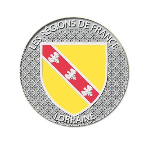 Les blasons 2013 - Lorraine