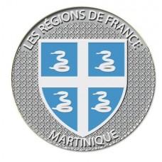 Les blasons 2013 - Martinique