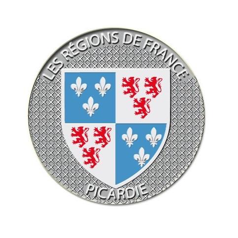 Les blasons 2013 - Picardie