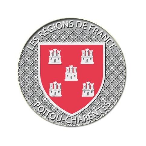 Les blasons 2013 - Poitou Charentes