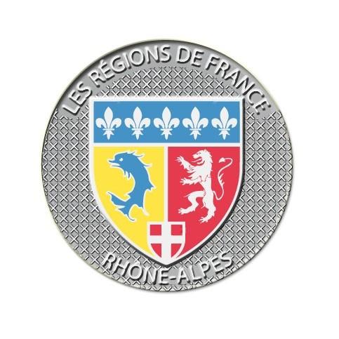 Les blasons 2013 - Rhône Alpes