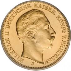 20 Reichsmarks OR