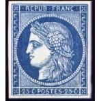 Timbre de France N°4 Neuf