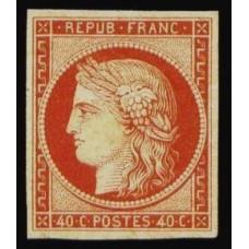 Timbre de France N°5 Neuf