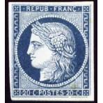 Timbre de France N°8 Neuf