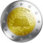 Irlande 2007 Traité de Rome - 2 euro commémorative
