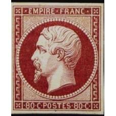 Timbre de France N°17 Neuf