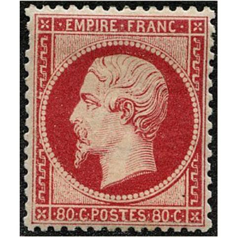 Timbre de France N°24 Neuf