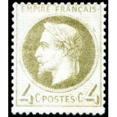 Timbre de France N°27 Neuf