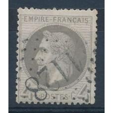 Timbre de France N°27 Oblitéré