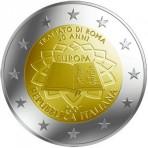 Italie 2007 Traité de Rome - 2 euro commémorative