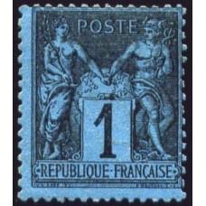 Timbre de France N°84 Neuf