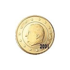 Belgique 10 Cents  2001