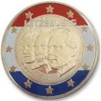 Luxembourg 2011 - 2 euro commémorative en couleur