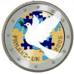 Finlande 2005 - 2 euro commémorative en couleur