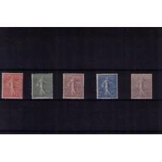 Année complète France 1903-1905