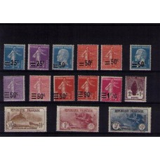Année complète France 1925-1926