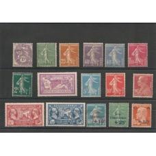 Année complète France 1927
