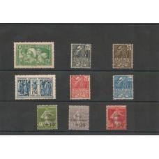 Année complète France 1931
