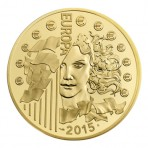 Europa 2015 - 5 euro Or BE