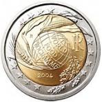 Italie 2004 - 2 euro commémorative