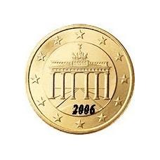 Allemagne 10 Cents  2006 Atelier G