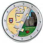 Portugal 2012 - 2 euro commémorative en couleur