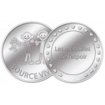 Médaille associative Source Vive