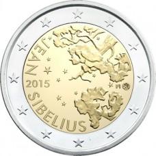 Finlande 2015 - 2 euro commémorative Jean Sibelius
