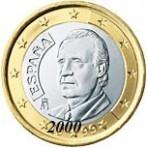 Espagne 1 euro  2000