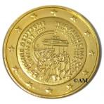 Allemagne 2015 - 2 euro commémorative 'Unité Allemande' dorée à l'or fin 24 carats