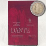 Saint Marin 2015 - 2 euro commémorative Dante