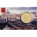 Vatican 2015 - Coincard officielle