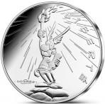 Astérix - 10 euro Liberté  LE FLAMBEAU