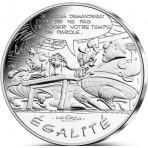 Astérix - 10 euro Egalité LA PAROLE