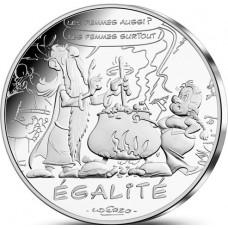 Astérix - 10 euro Egalité LA POTION