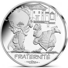 Astérix - 10 euro Fraternité LES ROMAINS