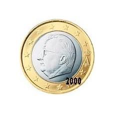 Belgique 1 EURO  2000