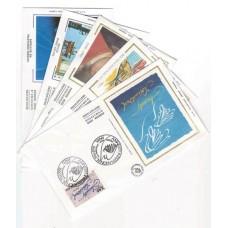 25 Enveloppes 1er Jour - Lot 5