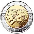 Belgique 2005 - 2 euro commémorative
