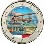 Malte 2015 - 2 euro commémorative en couleur