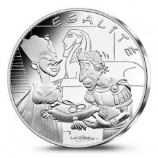 Astérix - 10 euro Egalité CLEOPATRE