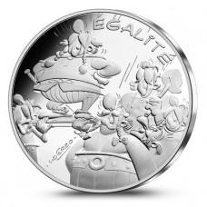 Astérix - 10 euro Egalité BOUCLIER